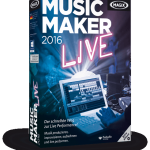 Magix Music Maker 2016 Live Full 22.0.3.63
