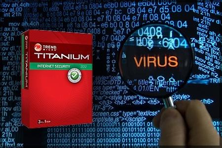 Trend Micro Titanium Internet Security 2012 TR Full
