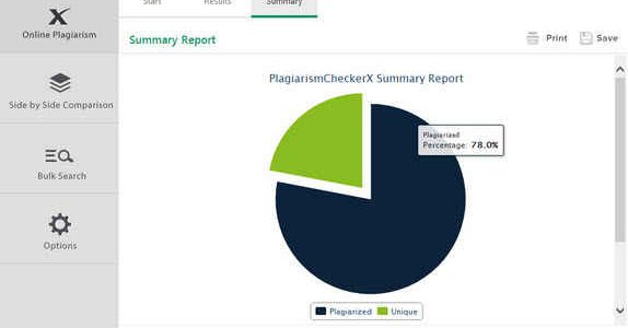 Plagiarism-Checker-X