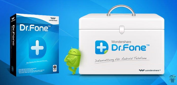 Wondershare Dr.Fone for Android Full İndir Android Veri Kurtarma