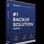 Acronis True Image 2016 Full Katılımsız 19.0 build 5620