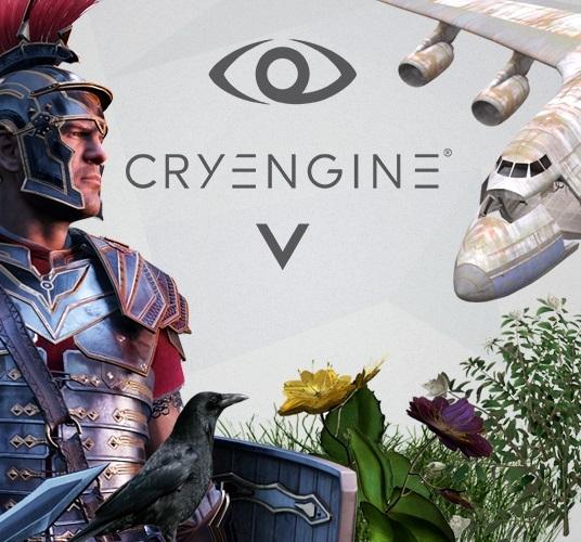 CryEngine V Ücretsiz İndir Oyun Yapma Programı